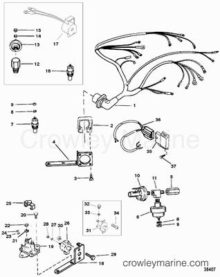 1968 Chevy Starter Wiring Diagram likewise Kubota Glow Plug Wiring Diagram also Wiring Diagram 6 Volt Generator To 12 Alternator likewise 5 7 Mercruiser Engine Wiring Harness Diagram furthermore 470 Mercruiser Engine Diagram. on 350 chevy marine starter wiring diagram