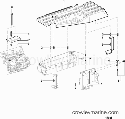 Silverado 2014 Fuel Filter Location besides Starting System Wiring Diagram Youtube together with 2000 Impala Heater Hoses Schematic also 2006 Dodge Ram 2500 Serpentine Belt Diagram further Gm 4 3l Oil Pan Diagram. on mercruiser fuel filter location