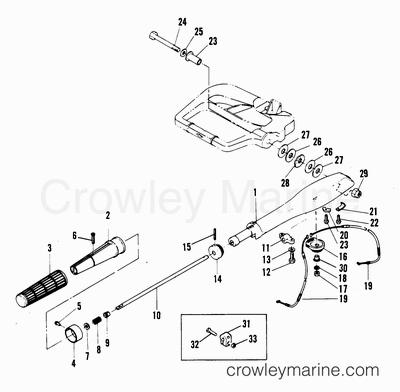 1978 Mercury Outboard Wiring Diagram