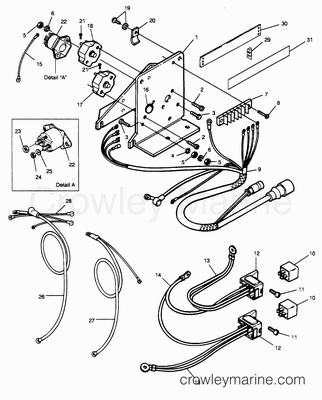 1983 mercury outboard wiring diagram with 1342 on Suzuki 50 Outboard Wiring Diagram also Honda Fuel Pump Points additionally Johnson Outboard Carburetor Adjustment besides 18xd 20 25 hp outboard parts besides Suzuki 50 Outboard Wiring Diagram.