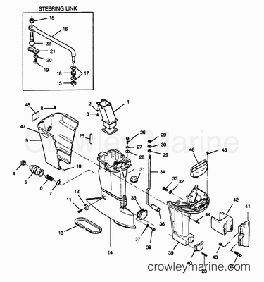 Honda Oil Pump Seal moreover Omc Control Box Parts Diagram besides Volvo Penta Throttle Control Diagram in addition 302 Oil Pressure Sending Unit Location likewise Document. on boat throttle wiring diagram