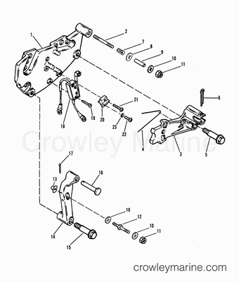 Mercury Outboard Cooling System Diagram