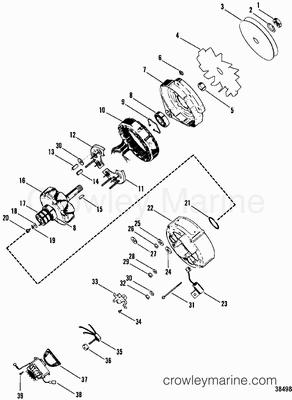 Mercruiser Rochester Carburetor Diagram
