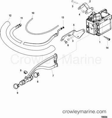 12826 on mercruiser 496 ho fuel pump wiring diagram