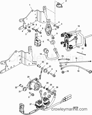 90 Yamaha Outboard Trim Wiring Diagram