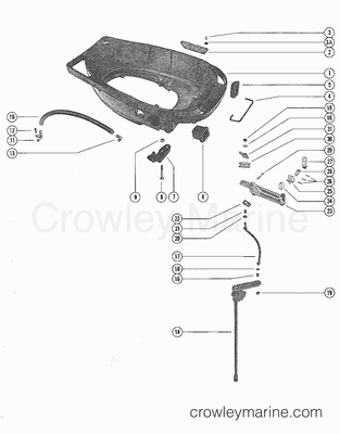 65 Hp Evinrude Wiring Diagram also Outboard Tilt And Trim Diagram likewise Wiring Diagram Marineengine Parts Johnson Evinrude also Johnson Outboard Tilt And Trim Parts further Mercruiser Ignition Wiring Diagram. on wiring diagram for johnson outboard ignition switch
