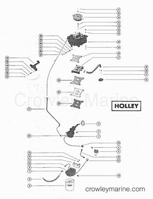 3 0 Mercruiser Engine Parts Diagram