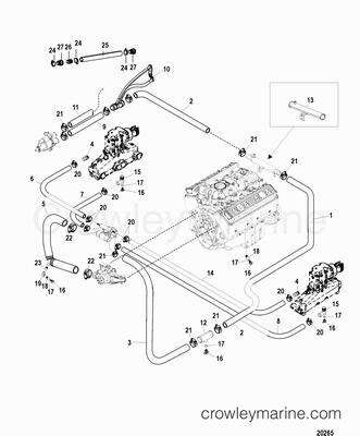 mercruiser 6 2l wiring diagram free downloadMercruiser 6 2l Wiring Diagram #2