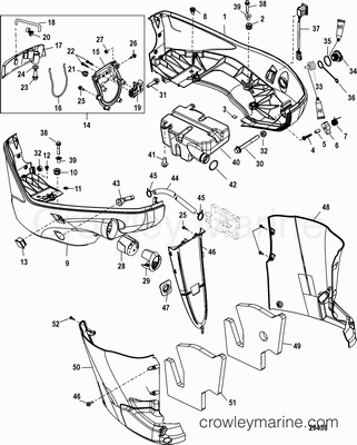 boat motor trim plate boat wiring diagram and circuit schematic