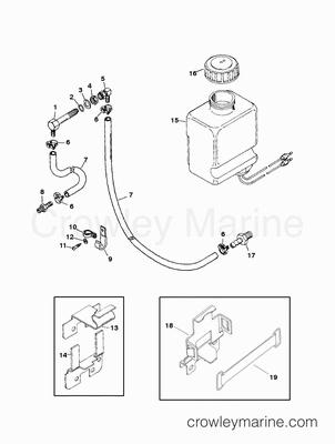 Mercruiser Trim Pump Valve Body Diagram