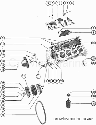 Firingorder likewise 614297 Pertronix Install Got Some Questions Need Help as well Mercruiser 4 3l Engine Diagram together with Volvo Penta Dp Outdrive Schematic Cars Idea moreover Chevrolet Camaro 2000 3 8 Engine Diagram. on mercruiser 4 3 v6 wiring diagram