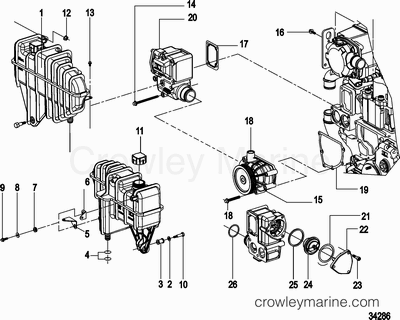 Marine Engine Cooling Heat Exchanger further 454 Mercruiser Thermostat Diagram in addition Volvo Penta Closed Cooling System Diagram Html together with Omc Steering Box Diagram also Marine Engine Cooling Heat Exchanger. on 454 mercruiser cooling diagram