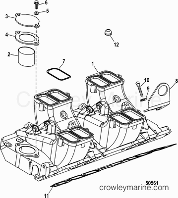 Mercury Outboard Motor Cooling System Diagram. Mercury. Find Image ...