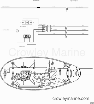 12 volt trolling motor wiring diagram with 7765 on Engine Of The Future further Rv Solar Wiring Diagram in addition 12 24 Volt Battery Charger in addition Lennox Electric Heater Wiring Diagram in addition Volt Gauge Wiring Diagram.