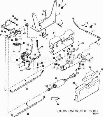 14370 as well Yamaha Outboard Motor Parts Diagram additionally Alpha One Outdrive Trim Wiring Diagram further Sterndriveparts further Wiring Diagram For Yamaha Gauges. on mercruiser trim system wiring diagram