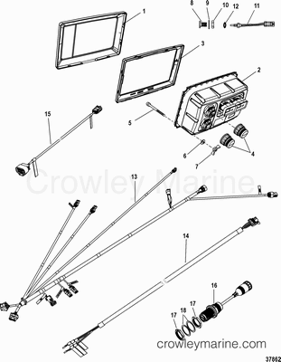 various years rigging parts zeus smartcraft rigging  all
