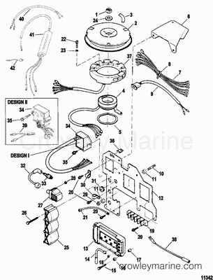 Outboard Motor Water Pump Parts moreover Chap7 together with Mercury Outboard Manuals besides 4 3 Volvo Penta Engine Diagram furthermore 11747. on mercury outboard fuel pump diagram