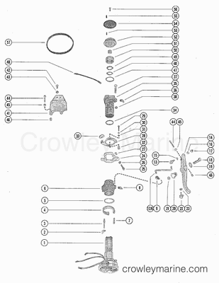johnson starter solenoid wiring diagram with 640 on 8452 together with 85 Ranger Ignition Wiring Diagram in addition 521 in addition 1511 besides 5619.