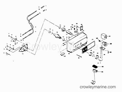 Mercruiser Alpha One Trim Pump Diagram