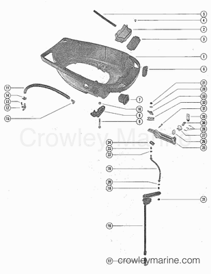 Engine Diagram For Outboard Engines