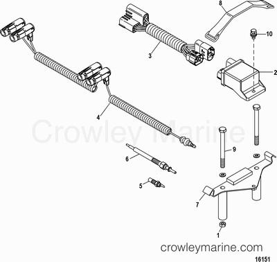 Alpha One Mercruiser Engine Diagram