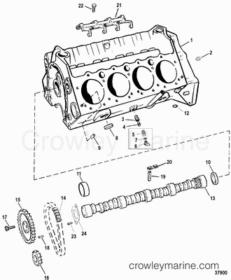 454 mercruiser thermostat diagram 454 wiring diagram and circuit schematic