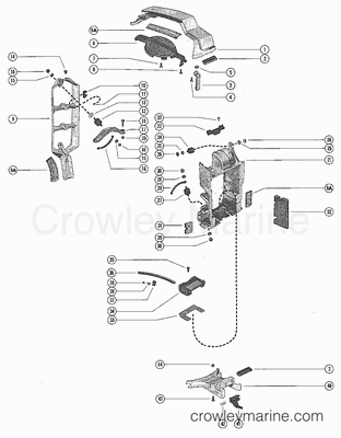Rotax 650 Engine Diagram Mikuni BSR Carburetor Parts