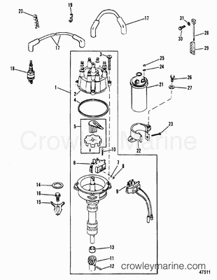 mercruiser 3 0 alternator wiring diagram with 1616 on Wiring Diagram For Jabsco Spotlight moreover Marine Fuel Sending Unit Wiring Diagram furthermore 1064 together with 5 7 Volvo Penta Fuel Pump furthermore 1062.