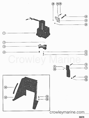 mercruiser gimbal housing diagram with 1595 on Engine Outdrives Inspect Those Bellows besides Mercruiser Mercathode Wiring Diagram additionally Omc Cobra Parts further Plastic Hose Diagram additionally 611054 Understanding The Mounting Of The Gimbal Bearing Installer Onto The Alignment Tool.