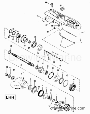 Mercury Outboard Wiring Schematic Diagram together with Mercury Tachometer Wiring Harness Diagram in addition Ignition Switch Wiring Diagram 6 Yamaha further 460 additionally 18xd 20 25 Hp Outboard Parts. on omc marine ignition switch wiring diagram