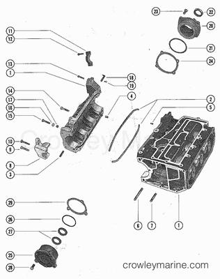 1976 mercury outboard diagram 1976 mercury outboard 65 [ 1650506] - parts lookup ... mercury outboard alternator wiring #12
