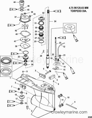 marathon motor parts diagram
