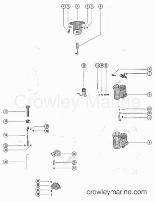 evinrude outboard wiring diagram starter mercruiser