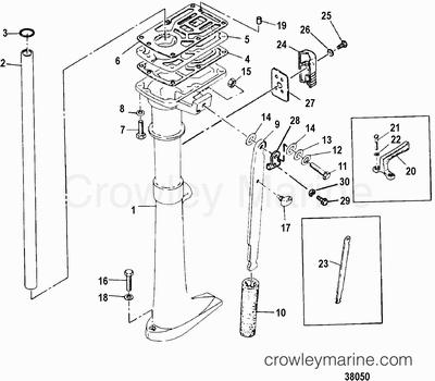 1991 Johnson 40 Hp Wiring Diagram