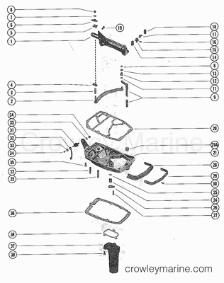 Mercury 402 Outboard Motor