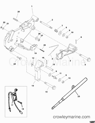 4 3 Mercruiser Distributor Wiring