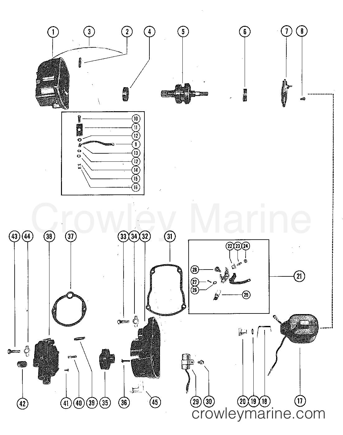 1960 Kiekhaefer Mercury Outboard Wiring Diagram Schematic Diagrams 1992 Llv Keikaufer Control Box Explained Milan
