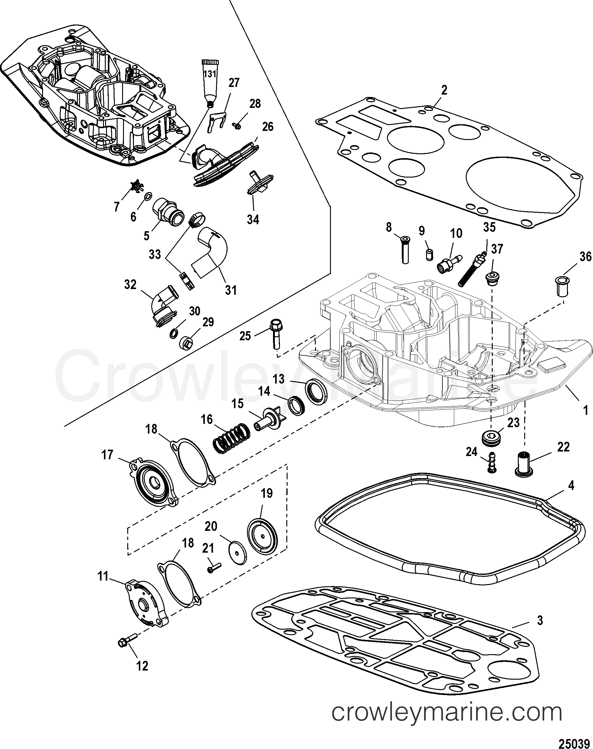 Mercury Outboard Motor Serial Numbers Year Impremedia Net