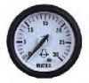 0764081 - Water Pressure Gauge, 0-30 PSI