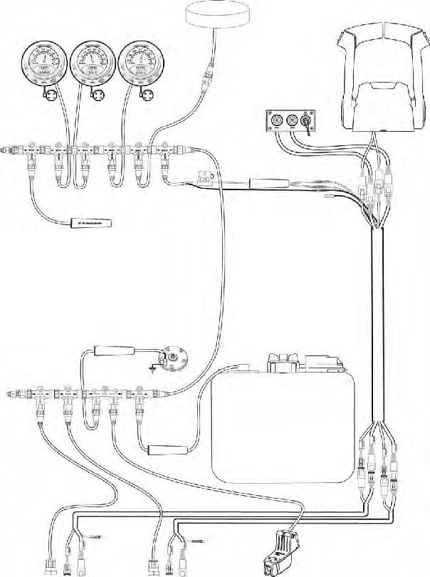 0764309 Rigging Kit I Command Single Engine 764309