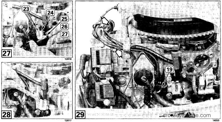 Electric Start Kit - Crowley Marine