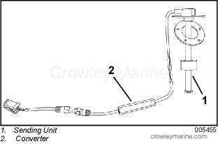 oIL tANK sENDING uNIT kIT - Crowley Marine