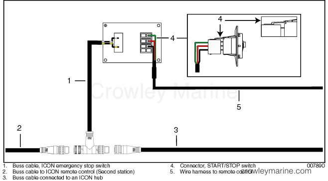 E Stop Wiring Schematic. E Stop Housing, E Stop Cable, E ... G E Stop Switch Wiring Diagram on