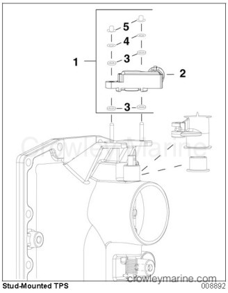throttle position sensor crowley marine 87 chevy throttle position sensor diagram throttle position sensor diagram #48