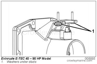 THrottle Position Sensor - Crowley Marine