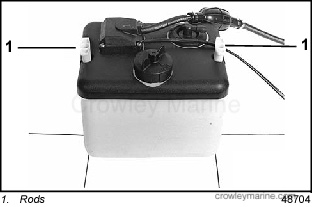 Remote Oil Tank Kit - Crowley Marine