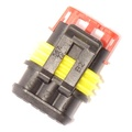 3011155 - Superseal 1.5 Plug Connector Connector, 3 Terminal