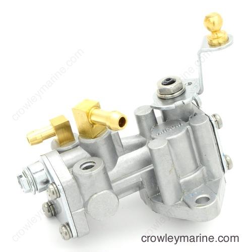 Pump Assembly Oil Inj-44345T3