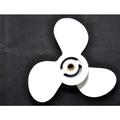 664-45945-00-00 - Aluminum Prop - 3 Blade 9.88x10.5RH Aluminum