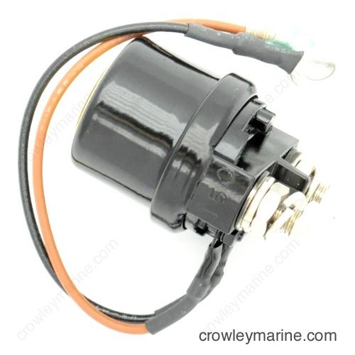 Starter Relay-6G1-81941-10-00